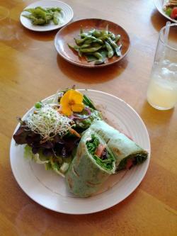 Nasturtium Cafe in Kealakekua